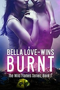 BURNT: A New Adult Romantic Suspense Thriller by Bella LoveWins