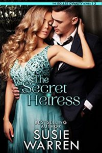 The Secret Heiress by Susie Warren