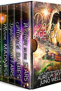 Dazon Agenda: Complete Collection by Aurelia Skye