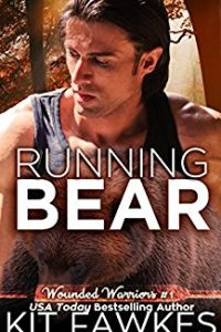 Running Bear (Wounded Warriors Book 1) by Kit Fawkes