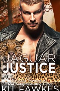 Jaguar Justice (Wounded Warriors #4) by Kit Fawkes