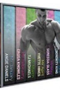 12 Alphas 12 Months: Contemporary Sensual Romance Calendar Men by Angie Daniels