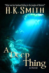 A Deep Thing by A.K. Smith