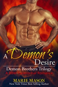 A Demon's Desire by Marie Mason