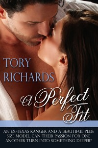 A Perfect Fit by Tory Richards @ToryRichards