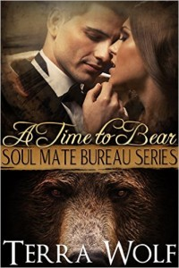 A Time To Bear: A Time Travel Shifter Romance by Tina Talon