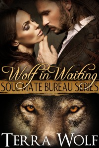 A Wolf in Waiting: A Time Travel Shifter Romance by Tina Talon