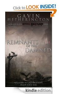 Abyssal Sanctuary: Remnants of the Damned by Gavin Hetherington