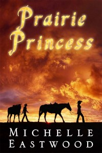 Amish Romance: Prairie Princess by Michelle Eastwood
