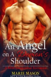 An Angel On A Demon's Shoulder by Marie Mason