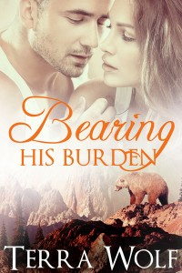 Bearing His Burden (A BBW Billionaire Shifter Romance) by Jenna Wilde