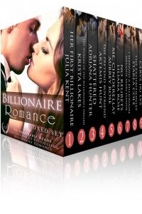 Billionaire Romance Boxed Set (9 Book Bundle)  by Julia Kent, Krista Lakes, Adriana Hunter, Aubrey Rose, Artemis Hunt, Liliana Rhodes, Melanie Marchande, Starla Cole, Cerys du Lys
