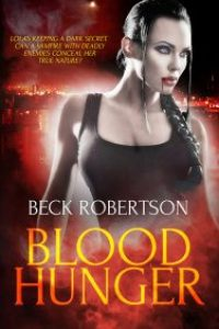 Blood Hunger by Beck Robertson