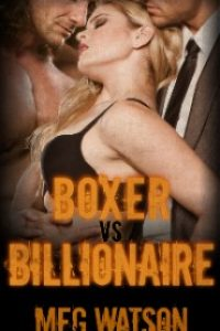 Boxer Vs. Billionaire by Meg Watson