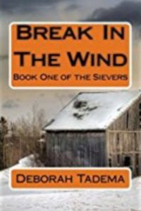 Break In The Wind by Deb Tadema