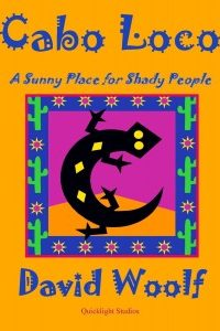 Cabo Loco: A Sunny Place For Shady People by David Woolf