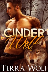 Cinder Wolf (A BBW Paranormal Shape Shifter Romance) (The Wolf Wanderers Book 1) by Amelia Jade