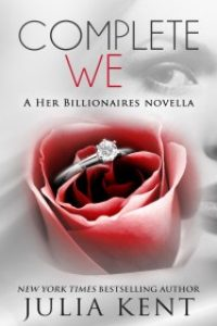 Complete We by Julia Kent