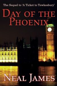 Day of the Phoenix by Neal James