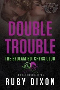 Double Trouble by Ruby Dixon