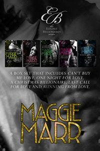 Eligible Billionaires Box Set: Books 1-5 by Maggie Marr