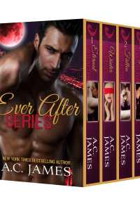 Ever After Series: Paranormal Romance Box Set (Steamy Vampire Romance) by A.C. James