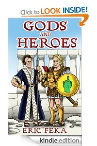 Gods and Heroes by Hercules Bantas