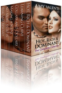 Hot, Rich and Dominant – The Complete Collection by Amy Valenti