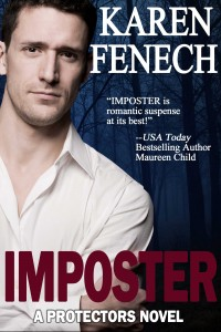 IMPOSTER: The Protectors Series — Book One by Karen Fenech