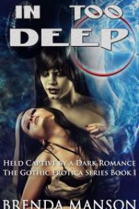 IN TOO DEEP by Brenda Manson