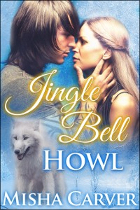 Jingle Bell Howl by Misha Carver