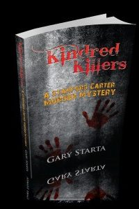 Kindred Killers by Gary Starta @scifiauthorGary