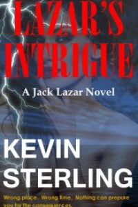 Lazar's Intrigue by Kevin Sterling