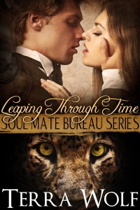 Leaping Through Time: A Time Travel Shifter Romance by Tina Talon
