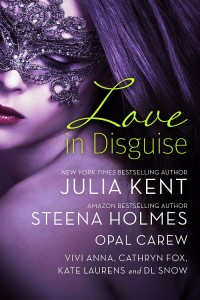 Love in Disguise Boxed Set by Julia Kent, Steena Holmes, Opal Carew, Vivi Anna, Cathryn Fox, Kate Laurens, DL Snow