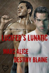 Lucifer's Lunatic by Destiny Blaine and Marc Alice