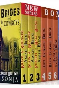 Mail Order Bride 9 Book Boxed set  9 Brides for 9 Cowboys by Faye Sonja