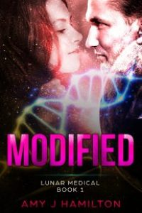 Modified (Lunar Medical Book 1) by Amy J Hamilton