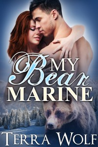 My Bear Marine: A Paranormal Shifter Romance by Jenna Wilde