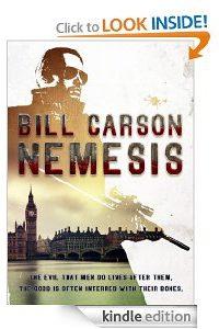 Nemesis – John Kane's revenge  by Bill Carson