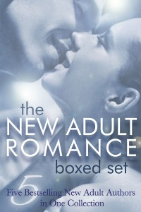New Adult Romance Boxed Set (5 Book Bundle) by Emme Rollins, Julia Kent, Anna Antonia, Aubrey Rose, Helena Newbury