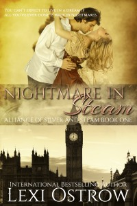 Nightmare in Steam by Lexi Ostrow