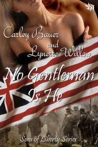 No Gentleman Is He by Lynette Willows