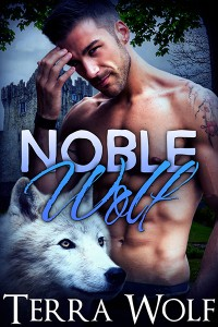 Noble Wolf (A BBW Paranormal Shape Shifter Romance) by Amelia Jade