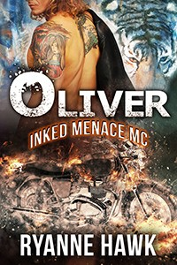 Oliver (Inked Menace #2) by Ryanne Hawk