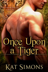 ONCE UPON A TIGER by Kat SImons