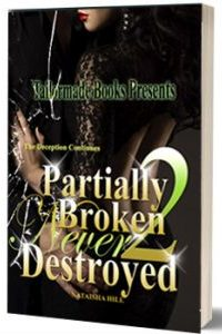 Partially Broken Never Destroyed II by Nataisha T Hill