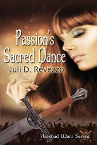 Passion's Sacred Dance by Juli D. Revezzo