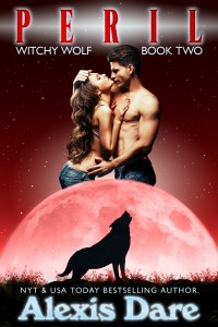 Peril: Witchy Wolf Book 2 by Alexis Dare