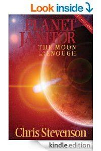 Planet Janitor Custodian of the Stars by Chris Stevenson